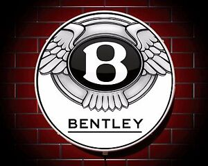 BENTLEY-LED-600mm-allume-GARAGE-APPLIQUE-MURALE-BADGE-VOITURE-PANNEAU-LOGO-MAN
