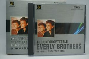 Everly-Brothers-The-Unforgettable-29-Original-Greatest-Hits-RARE-HDCD-Album
