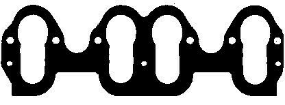 AUDI CABRIOLET B4 2.0 Inlet Manifold Gasket Inner 93 to 98 ABK BGA 048129717A