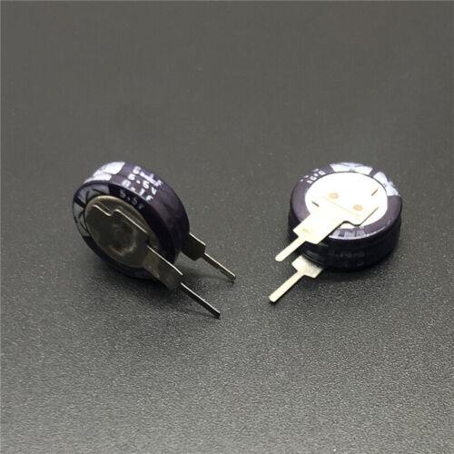 2//10//50Pcs ELNA DXN 5.5V0.1F 5.5V 11.5x13//15mm Low ESR Farad Super Capacitor