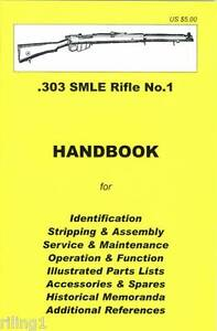 303-British-SMLE-Rifle-No-1-Takedown-Manual-Guide