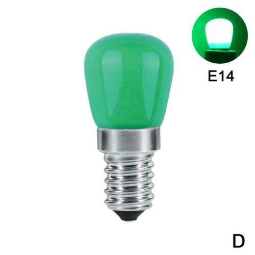 E14 LED Light SMD2835 Bulb For Refrigerator-Fridge Light Waterproof Freezer F5I0
