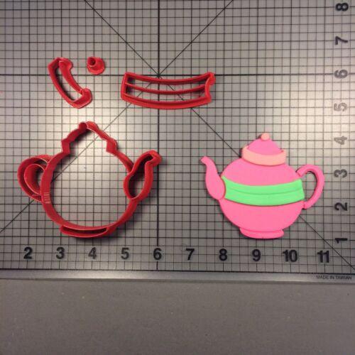 Teapot 103 Cookie Cutter  Set