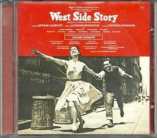 West Side Story Mastersound Gold CD SBM ohne Pappumhüllung (no Slipcase) OOP