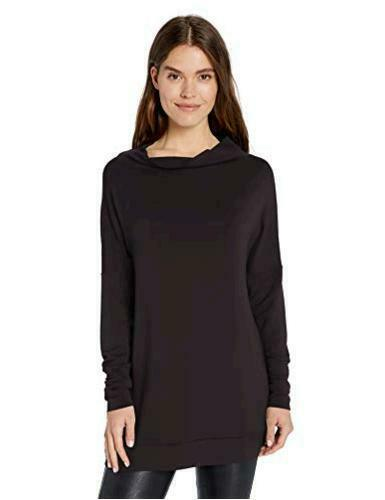 Black Brand Daily Ritual Women/'s Supersoft Terry Modern Size X-Large