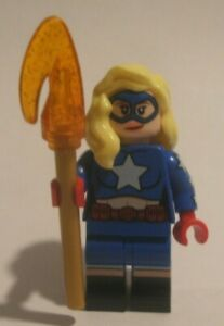 LEGO CMF  DC Comics Series  Star Girl 71026