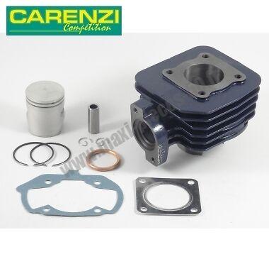 Kit cylindre haut moteur 50cc Carenzi PEUGEOT LUDIX ONE SNAKE R NEW GENERATION