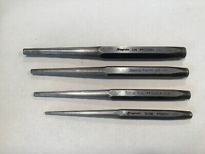 Snap-On PPC204A Starter Punch 1//8/'/' Point 5 3//4/'/' Long Hand Tool Made in USA