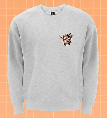 Freestyle Dog Sweatshirt Snowboard Tumblr Sketch Indie Jumper Pitbull Tattoo Top