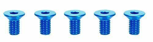 Tamiya 42328 RC 3x6mm CS Hex Head Screws Blue//5pcs