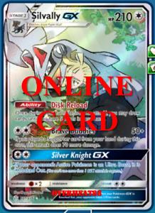 Steelix Full Art Cosmic Eclipse Pokemon TCG ONLINE Card PTCGO SENT FAST!!