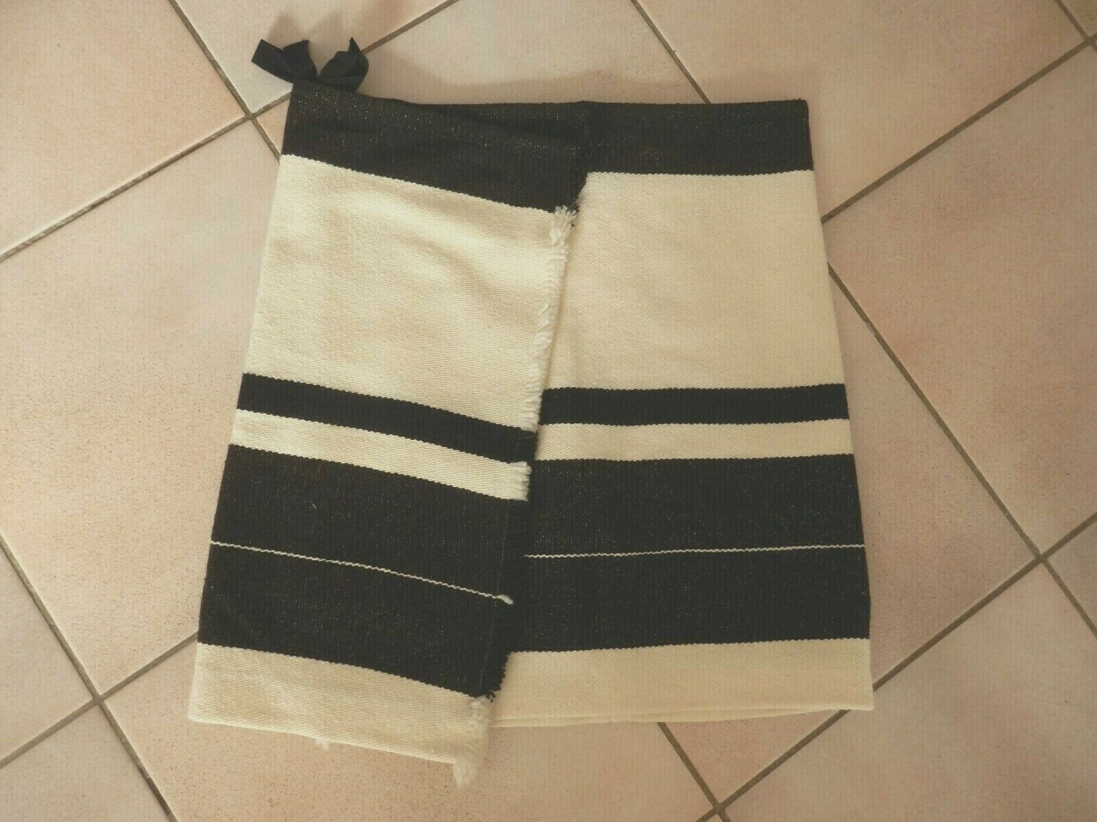 ISABEL MARANT - Mini jupe portefeuille   Adelaide   - laine - T. 40fr - NEUVE