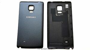 separation shoes 089d0 6254f Details about Original Samsung Note Edge Battery Back Cover N915 N915T  N915G N915A (BLACK)~US