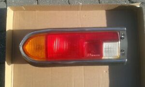 Datsun-120Y-Sunny-B210-left-tail-light-rear-for-parts-damaged-Nissan