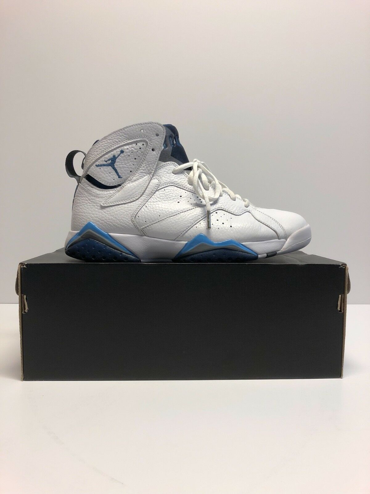 "Air Jordan 7 Retro ""French Blau"" 2015 Sz 10.5"