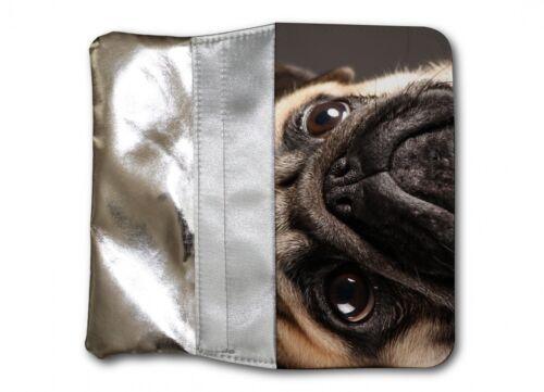 Sac Femmes Argent portefeuille BALAIS chien 1
