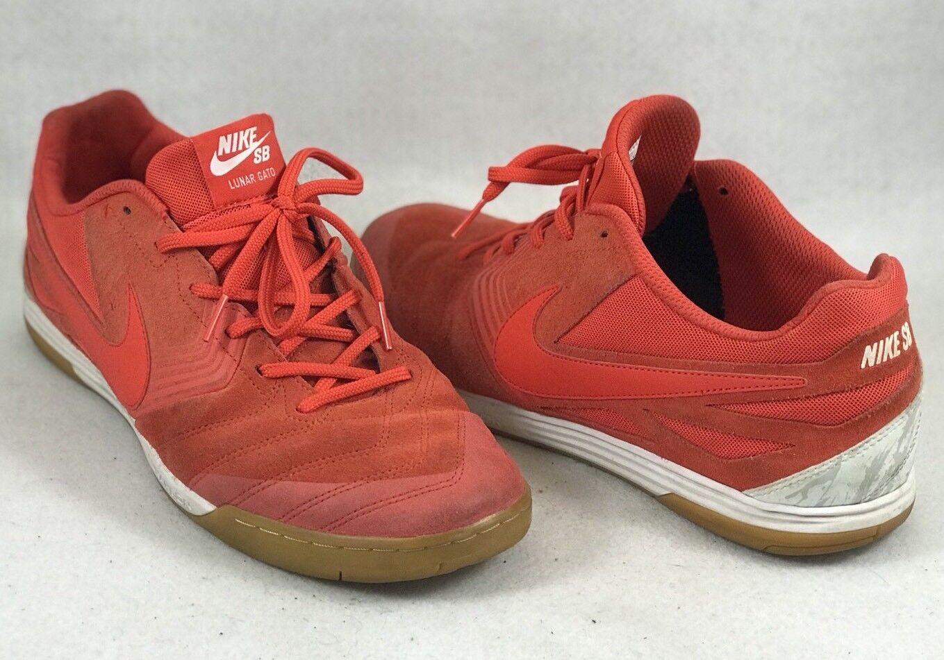 Nike SB GATO 631321 Limited 'Strike & Destroy' Mens Size 12 EUC - 1289
