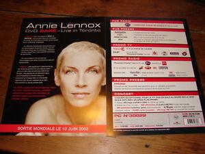 Annie-Lennox-Bare-Toronto-Rare-French-Press-Kit