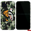A-Bathing-Ape-Bape-Milo-Camo-Shark-Cover-Case-For-iPhone-11-Pro-Max-XS-XR-8-SE miniature 1