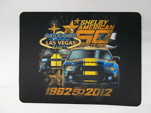 Shelby-American-50th-Anniverary-Mouse-Mat-1962-2012-ORIGINAL-SHELBY-BASH