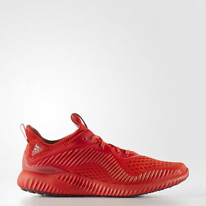 finest selection 4684f 1eb06 Image is loading ADIDAS-BW1202-ALPHABOUNCE-EM-M-ENGINEERED-MESH-BLAZE-