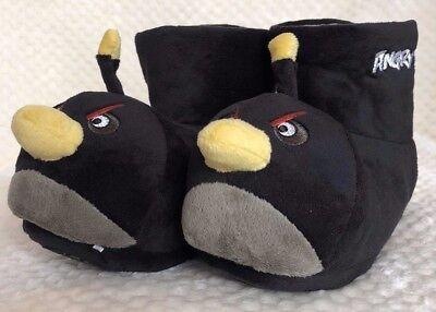 Angry Bird Novedad Niños Zapatillas-Producto con licencia BNWT