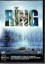 The Ring DVD Naomi Watts - R4_Thriller Horror Movie
