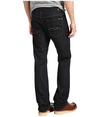 7 For All Mankind Mens Slimmy Slim-Straight Leg Jean in Chester Park