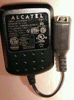 Alcatel Micro Usb Travel Charger Cba3001ag0c1 Wus550ma5v00-01