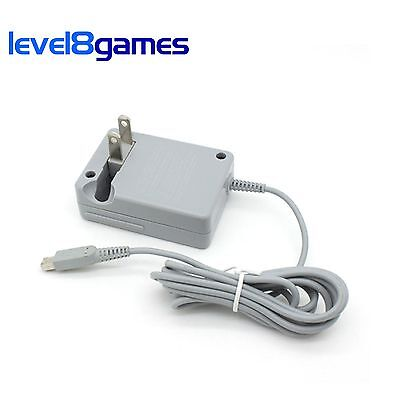 NEW Wall Home Charger AC Power Adapter - Nintendo DSi/DSi XL/3DS/3DS XL/2DS