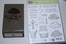 Stampin' UP! Sprinkles of Life - set of 22  w/matching Tree Builder Punch - NIP
