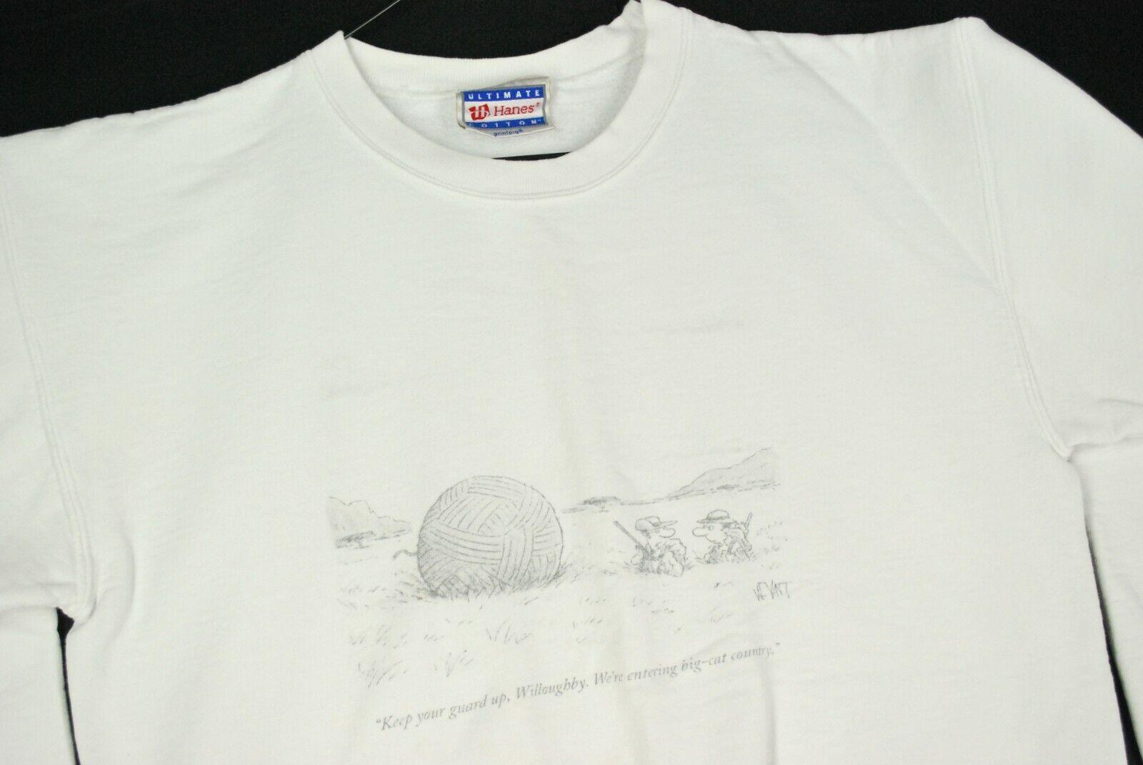 Vintage 90s Christopher Wyant Art Sweatshirt T Sh… - image 1