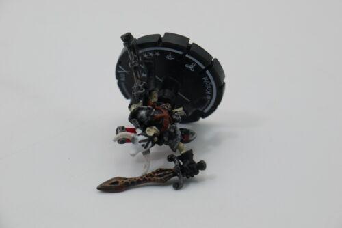 Mage Knight Dark Riders #076 Barrow Knight MK D/&D Miniatures