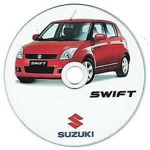 Suzuki Swift (2004-2010) manuale officina - workshop manual ...