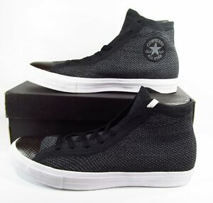 Converse-Flyknit-Chuck-Taylor-All-Star-II-2-Lunarlon-BLACK-ANTHRACITE-1567365C