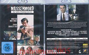 Blu-Ray MASSENMORD IN SAN FRANCISCO THE LAUGHING POLICEMAN Walter Matthau NEU