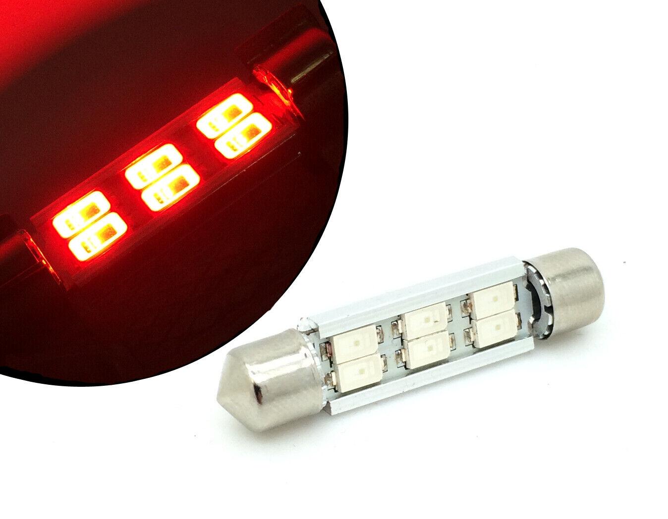 LED Interior Light Festoon Bulb 264 44mm Roof Under Bonnet For Seat Leon Cupra R