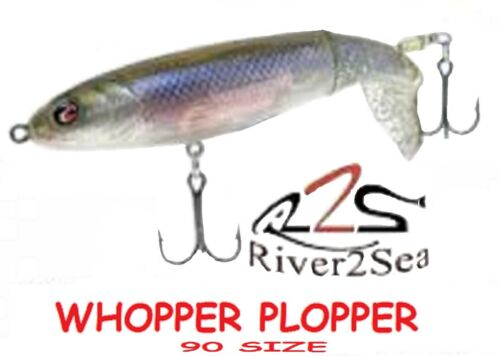 "New River2Sea Whopper Plopper 90 Choice of Colors 3-1//2/"" 3//8 oz"