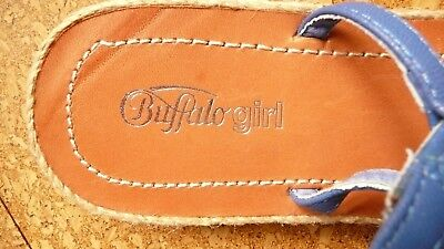 """""""buffalo Girl"""" Schuhe Gr. 40 Neu"""