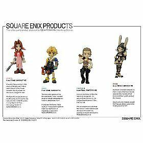 final fantasy trading arts vol 3 pvc m figure aerith tidus