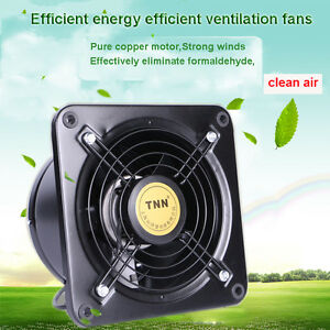 6 12 Wall Mounted Ventilation Extractor Exhaust Fan For Kitchen