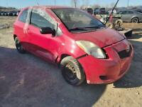 **OUT FOR PARTS!!**  WS6369 2007 TOYOTA YARIS Woodstock Ontario Preview