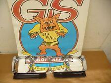 * 1968 BUICK SKYLARK - SPECIAL - GS -SPORT WAGON HEADLIGHT BEZELS*   NICE!!