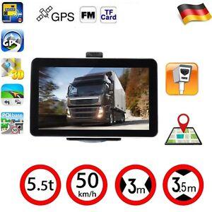 7-Zoll-LKW-Navigationsgeraet-mit-Kapazitiven-Display-PKW-BUS-GPS-POI-Blitzer-MP3