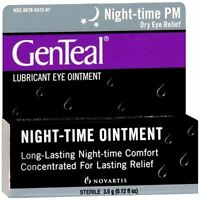 Genteal Lubricant Eye Ointment 3.50 (pack Of 2)