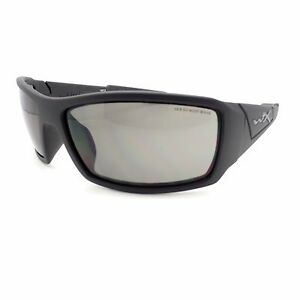 88fbec7cc7d Wiley X SSTWI01 Twisted Grey Matte Black New Authentic Sunglasses ...