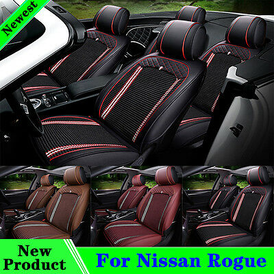 Nissan Rogue Seating >> 3 Colors Car For Nissan Rogue Interior Fantastic Protector Seat Cover Fs945 Pad Ebay