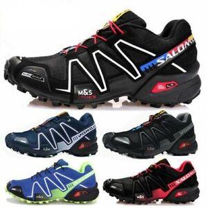 Details zu Salomon Speedcross 3 Gr 41 46 Herren Damen Schuhe Laufschuhe Running Outdoor