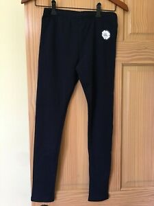 NWT Gymboree Cozy Leggings Navy Blue Girls 4,5//6