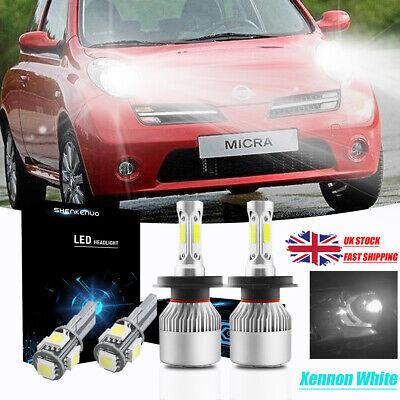Suzuki Carry Super White Xenon HID Upgrade Parking Beam Side Light Bulbs